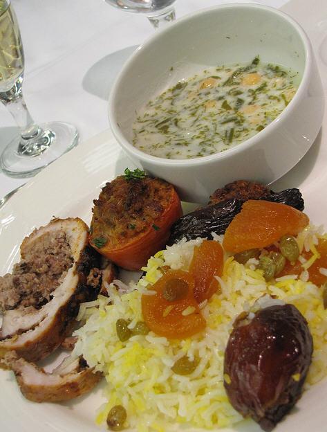 Cuisine in azerbaijan for Azerbaijan cuisine