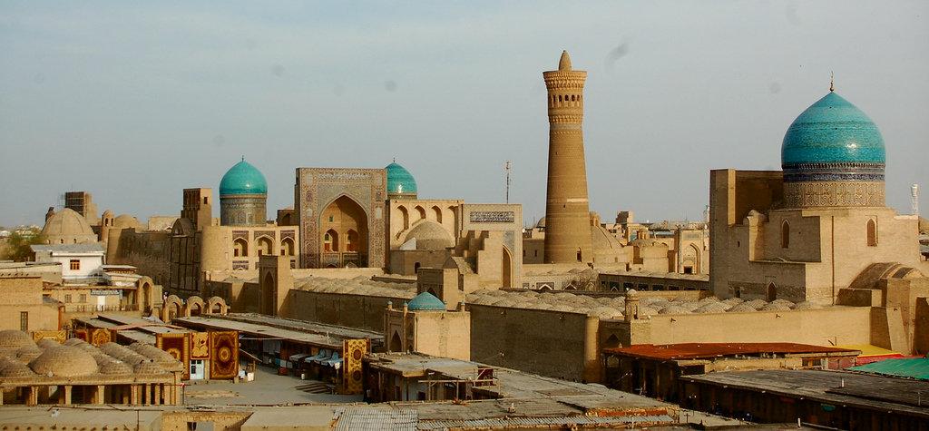 Bricks Amp Tiles Of Bukhara