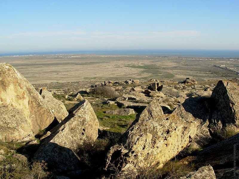 Gobustan state reserve