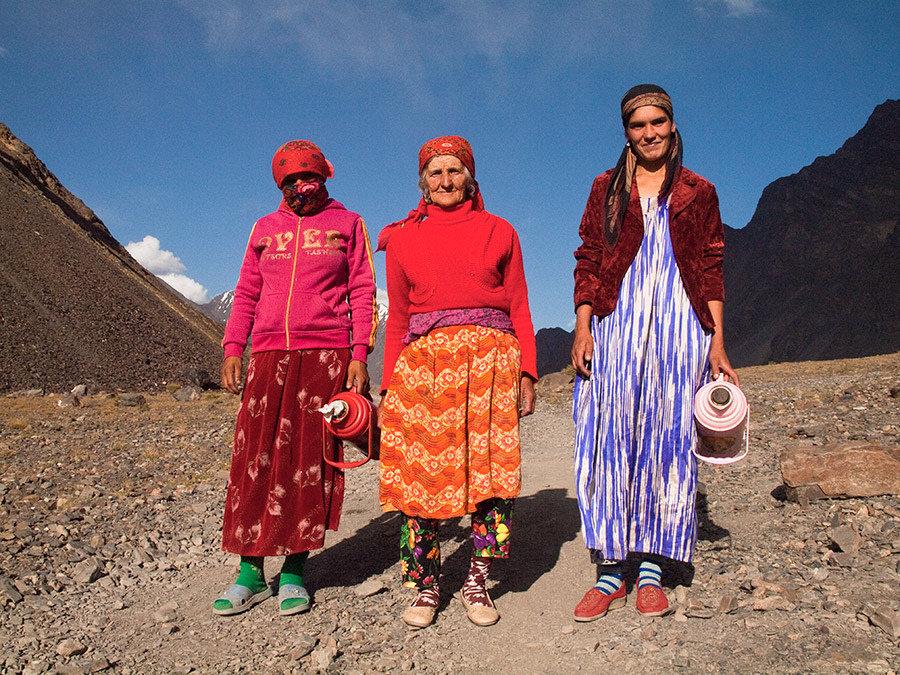 Tajikistan Travel Interesting Places Mulituple Tours