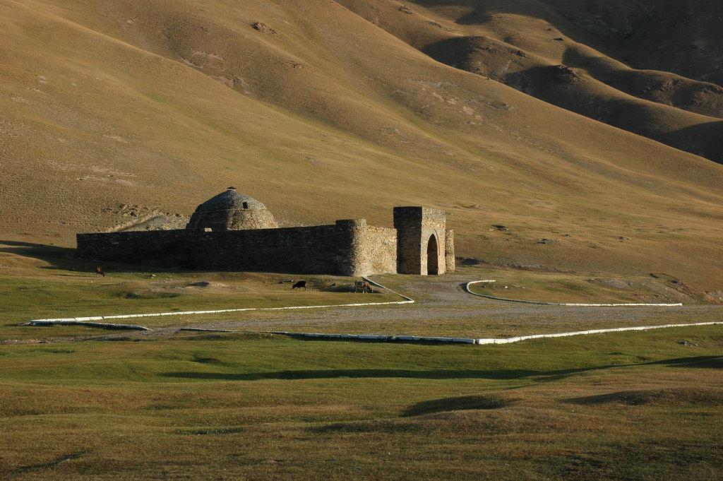 Cool TashRabat Caravanserai  History  Photo Gallery  Tourism