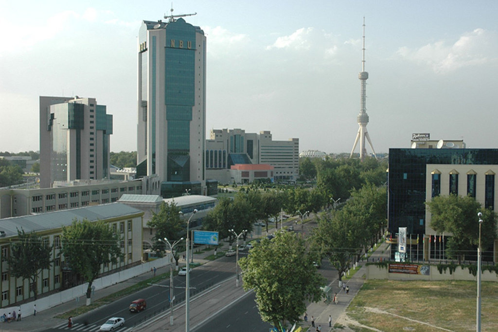 the city of tashkent The silver skyscrapers of tashkent city are intended to declare uzbekistan's capital 'open for business' but for the residents of the historic mahalla districts, the cost is extreme.