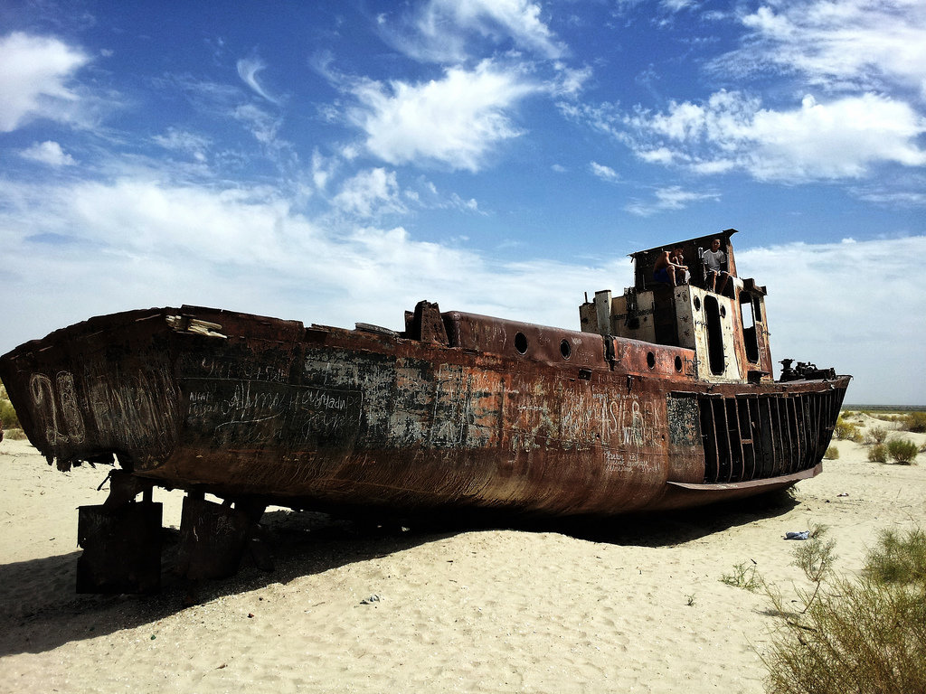 aral sea Pdf | the aral sea between 1960 and 2012 lost 85 % of its area and 92 % of its volume, while separating into four residual lakes the large.