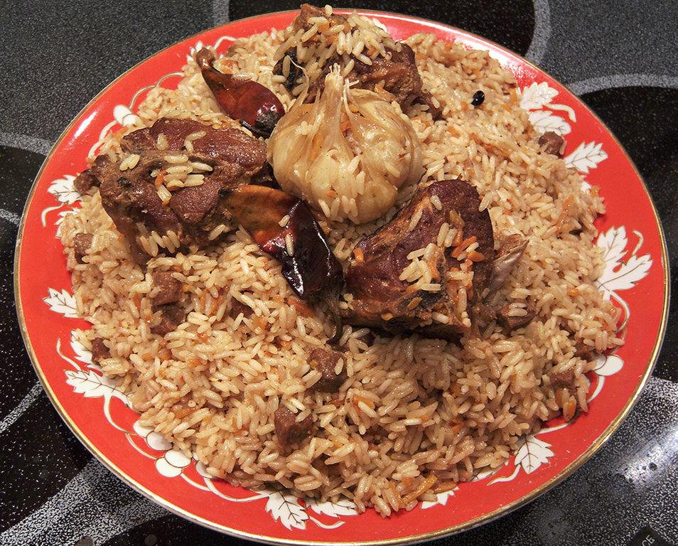 Plov (Uzbek Rice Pilaf) Recipes — Dishmaps