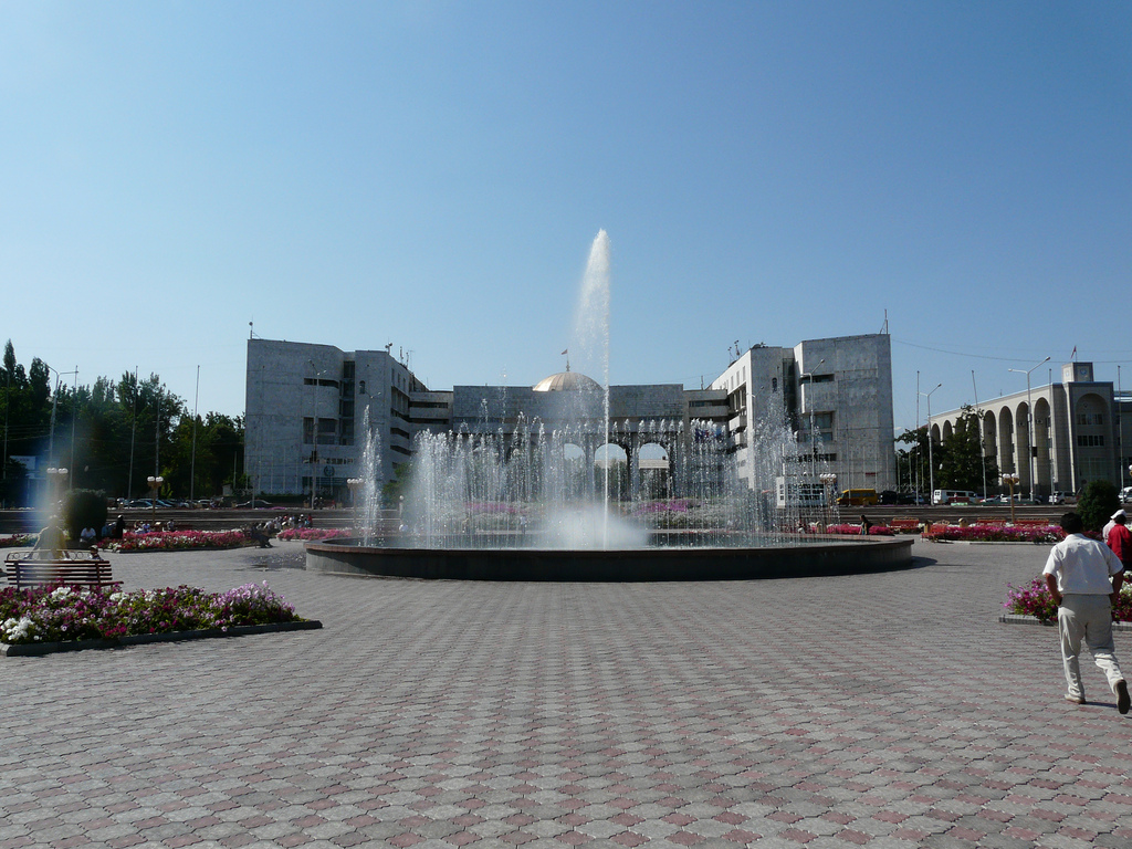 Ala-Too Square, Bishkek