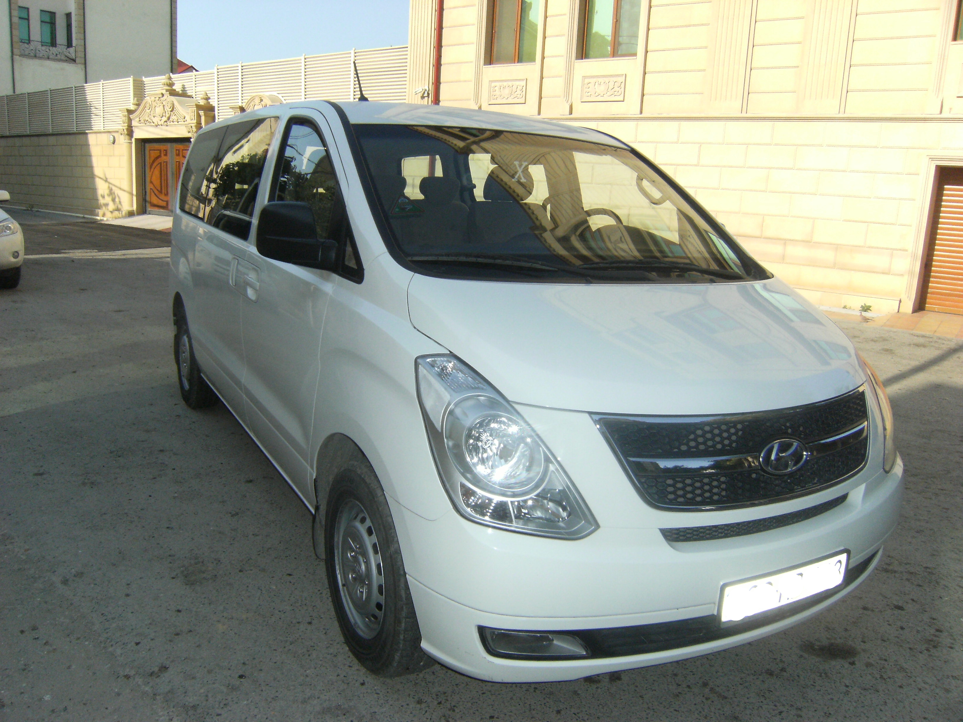 Baku airport transfer by mini-bus
