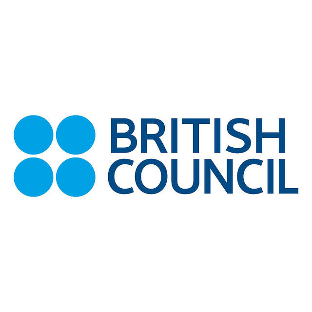 Flag of British Council